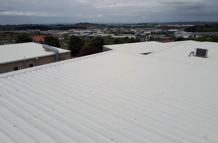 A roof with a view